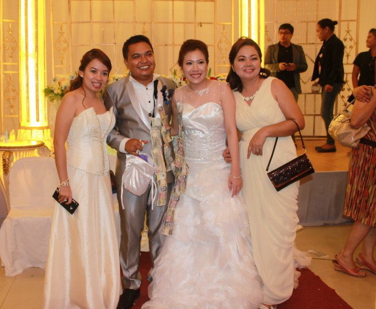 ninang wedding speech