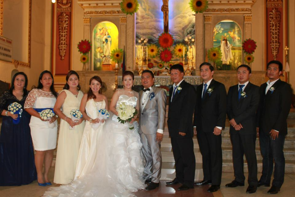 ninang wedding speech