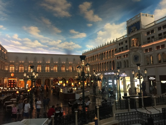 What happened in Vegas…   Meanderings